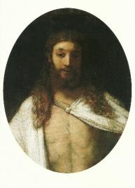 De opgestane Christus, Rembrandt