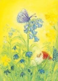 Lente vlinder, Marjan van Zeyl