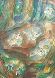 Noachs dieren, Marie Laure Viriot