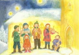 Klinkende advent, Ilona Bock