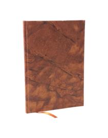 Olino Paperworks, Notebook Leerpapier Bruin