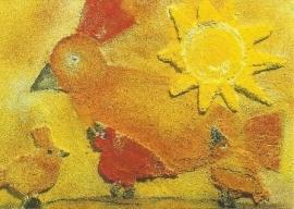 Vogels met zon, Philip Nelson