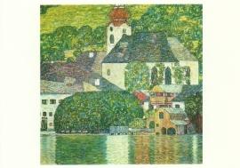 Kerk in Unterach bij de Attersee, Gustav Klimt