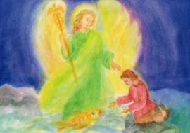Tobias en de engel, Dorothea Schmidt
