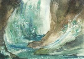 Watergeesten- nimfen, Sigrid Mahncke