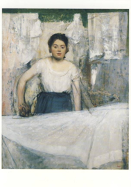 De strijkster, Edgar Degas