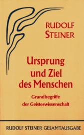 Ursprung und Ziel des Menschen GA 53 / Rudolf Steiner