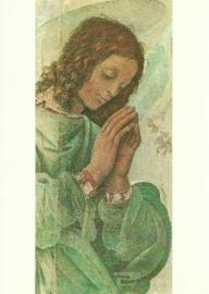 Engel in aanbidding, F. Lippi