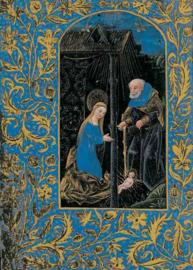 Geboorte van Christus, Zwarte getijdenboek