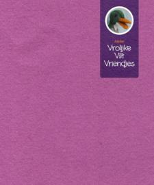 Wolvilt cyclaam oud-roze 88