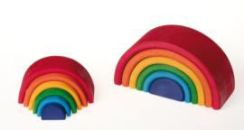 Middel grote regenboog 6 delig