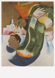De heilige koetsier, Marc Chagall