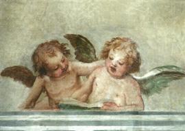 Uit een engelprocessie, Palazzo Altemps