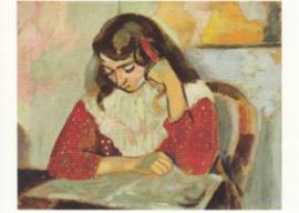 Marguerite, lezend, Henri Matisse