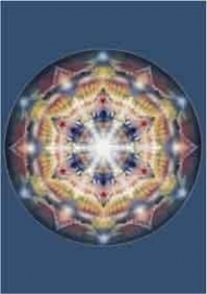 Mandala heelbeeld XII, Pieter Torensma