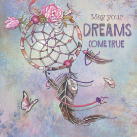 May your dreams come true, Els Wezenbeek