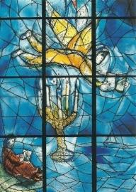 Uw woord is licht voor mijn voeten, Marc Chagall