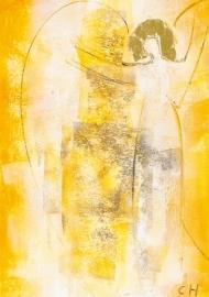 Engel van de straat, Christel Holl