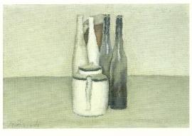 Stilleven, 1957, Giorgio Morandi