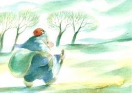 Winterreis, Marie Laure Viriot