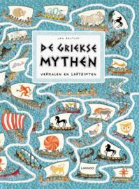 De Griekse mythen - verhalen en labyrinten / Jan Bajltik