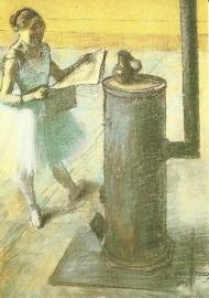Rustpauze, Edgar Degas