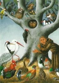 Franciscus praat met de vogels, A. Fuchshuber