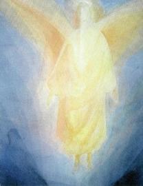 Aankondiging, engelsluiering, Janneke Rosenbrand