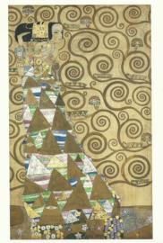 De verwachting, Gustav Klimt
