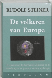 Volkeren van Europa / Rudolf Steiner