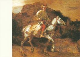 Poolse ruiter, Rembrandt
