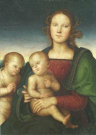 Madonna met kind en Johannes, Perugino