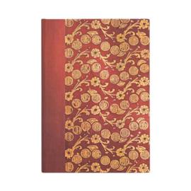 The Waves (Volume 4) Midi, notebook Paperblanks