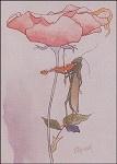 Laatste roos van de zomer, Ernst Kreidolf