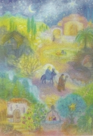 Maria's kleine ezel, Angela Koconda