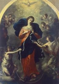Maria die knopen ontwart, J.G.M. Schmidtner
