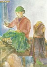 Kleermaker, Johanna Schneider