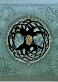 Celtic tree of life, Jen Delyth