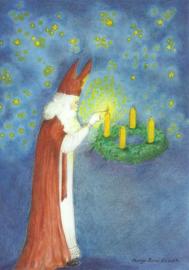 Sint Nicolaas lichtbrenger, Margo Heine Slezak