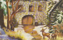 Kerstmis in het bos, Effi Spalinger