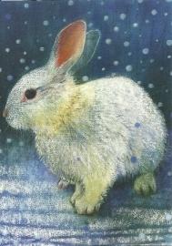 Wit konijntje, Loes Botman