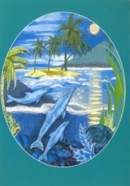 Dolfijnenfamilie, Roelien de Lange