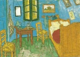 Slaapkamer in Arles, Vincent van Gogh