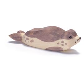 Zeehond liggend