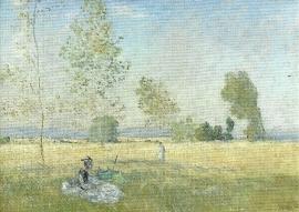 Zomer, Claude Monet