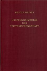 Ursprungsimpulse der Geisteswissenschaft GA 96 / Rudolf Steiner