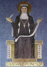 Hildegard als profetes