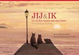 Jij & ik en al het moois om ons heen, een posterboek met 12 gedichten, Riet Wille