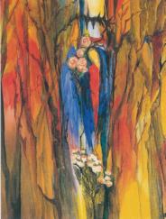 Maria durch ein Dornwald ging, Werner Tolksdorf
