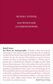 Das Wesen der Anthroposophie GA 080a / Rudolf Steiner